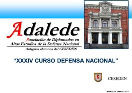CURSO DEFENSA NACIONAL