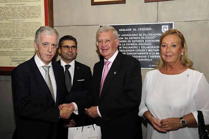Visita de la Asociación de AACDN de PortugalP